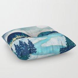 Morning Stars Floor Pillow