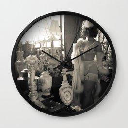 Junk Shop #5 Wall Clock