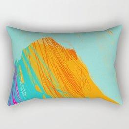 Beyond The Mountain Rectangular Pillow