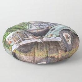 Landrover Series III 109 Floor Pillow