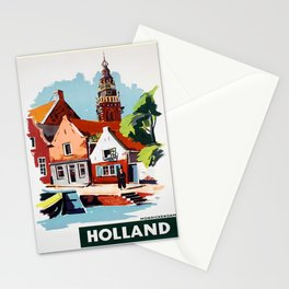 retro Holland Stationery Cards