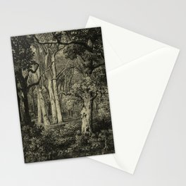 Old Oaks Stationery Cards
