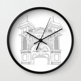 Luna Park, Melbourne Wall Clock