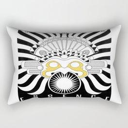 EXERIENCE THE ESSENCE Rectangular Pillow