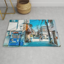 Anime Tokyo Streets Rug
