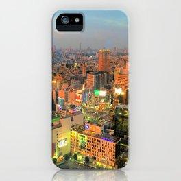 Shibuya, Tokyo, Japan iPhone Case