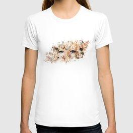 Eyes (Jennifer Lawrence) T-shirt