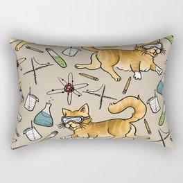 STEM Cats Rectangular Pillow