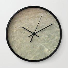 Sand Wall Clock