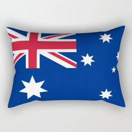Australian flag Rectangular Pillow