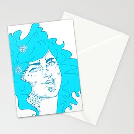 Stuffing Stationery Cards