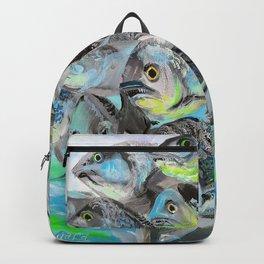 Deep seafish Backpack