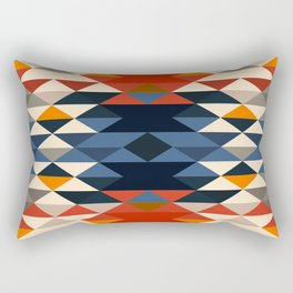 Southwestern Diamonds Rectangular Pillow