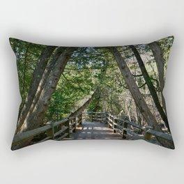 Tahquamenon Walkway Rectangular Pillow