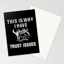 Lootbox Funny Stationery Cards