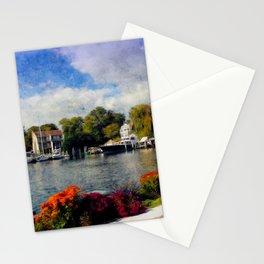 Annapolis Sailboats, Naval Academy, Nautical Decor, Sailboat Wall Art, Sailing Posters, Stationery Cards