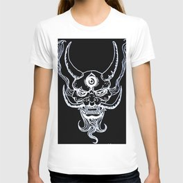 Black Water Oni T-shirt
