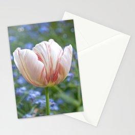 Tulip Pink Parfait  Stationery Cards