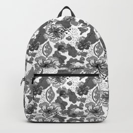 Hand Drawn Floral 0026 Backpack