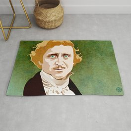 Young Frankenstein Rug