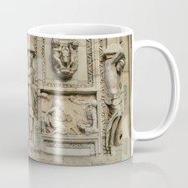 Milan Cathedral / Exteror Study / Piazza Duomo - Italy Coffee Mug