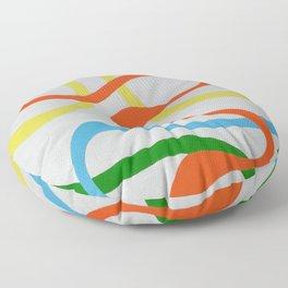 Farbwerk 56 Floor Pillow