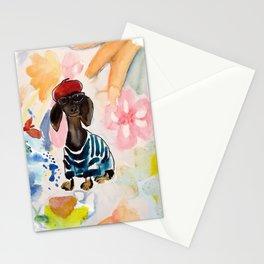 Monsieur Francois Stationery Cards