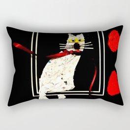 I've Been Framed Rectangular Pillow
