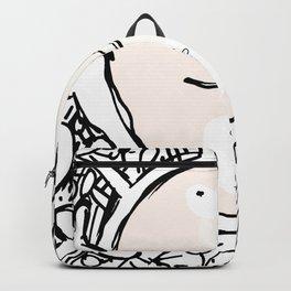 I love myself. I love the World Backpack