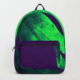 Purple Fern Backpack