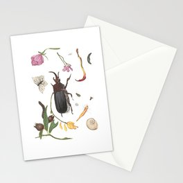 Common place miracles Part iii -Natural History Part Stationery Cards