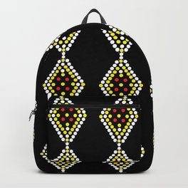 Manobo Print  Backpack