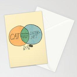 Perpetual procrastination Stationery Cards