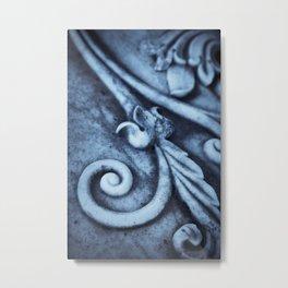 Stone Carving 1 Metal Print