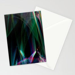 Cover Up with Lights Stationery Cards