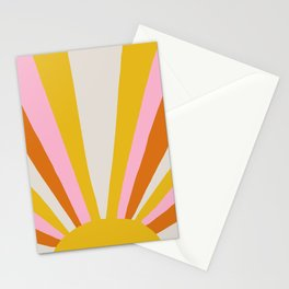 sunshine state of mind Stationery Cards