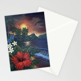 Belau Sun Stationery Cards
