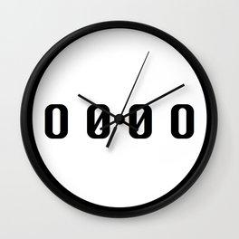 Logo III Wall Clock