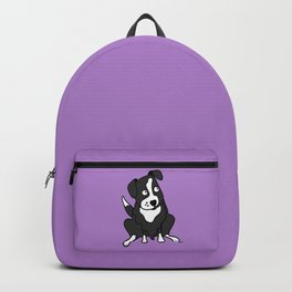 You had me at woof Backpack