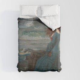 John William Waterhouse - Miranda Comforters