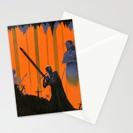 Witches & Warlocks Stationery Cards