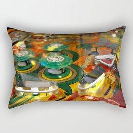 Pinball 2 Rectangular Pillow