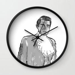 JB Lazenby Wall Clock