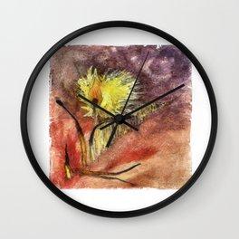 Relay - Burning matches Wall Clock