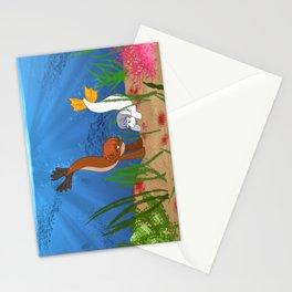 Free Pony Momotaro & Aiichiro Stationery Cards