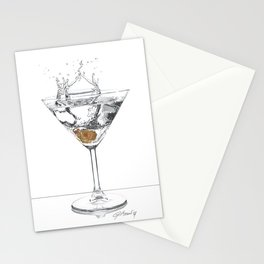 Martini Stationery Cards