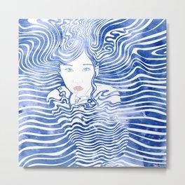 Water Nymph XLIII Metal Print