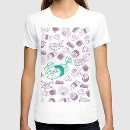 Mermaid Sushi T-shirt