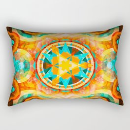 Without Passion Life Fades Rectangular Pillow