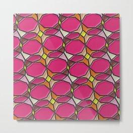 Geometrix 119 Metal Print